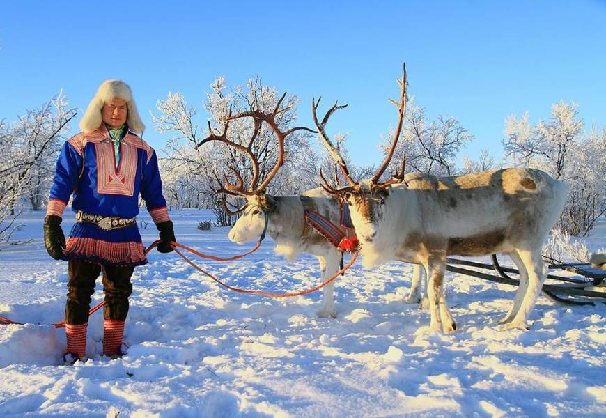 Excursion to Norwegian Lapland