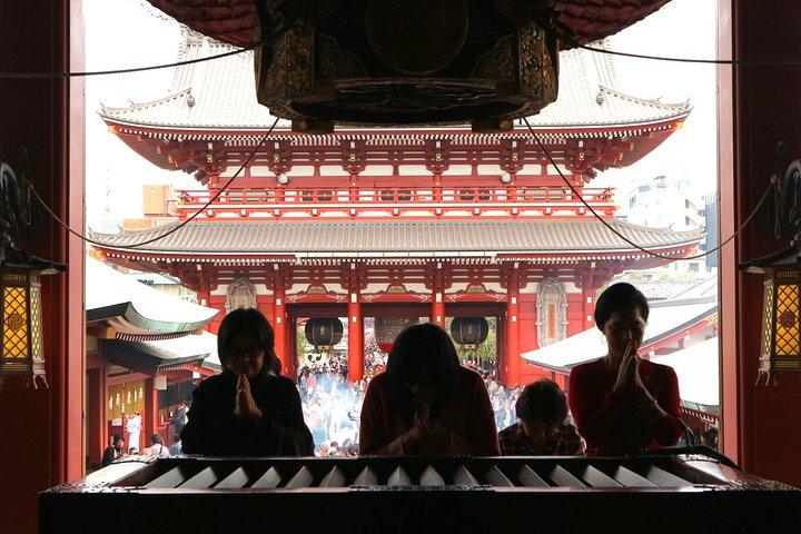 Private Customizable Walking Tour of Tokyo