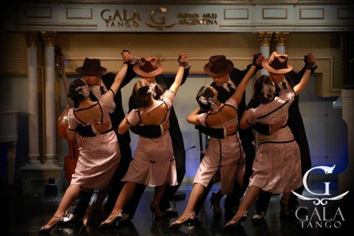 Buenos Aires Shore Excursion: Gala Tango Dinner and Tango Show