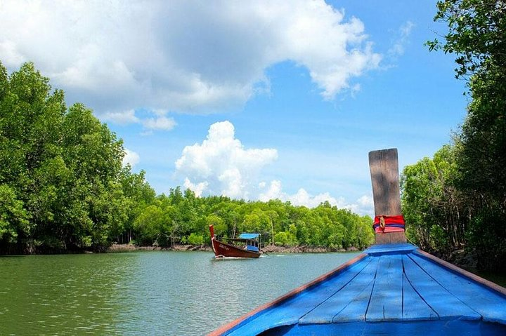 Lanta Mangroves Forest Tour with Thai Food Cooking with us