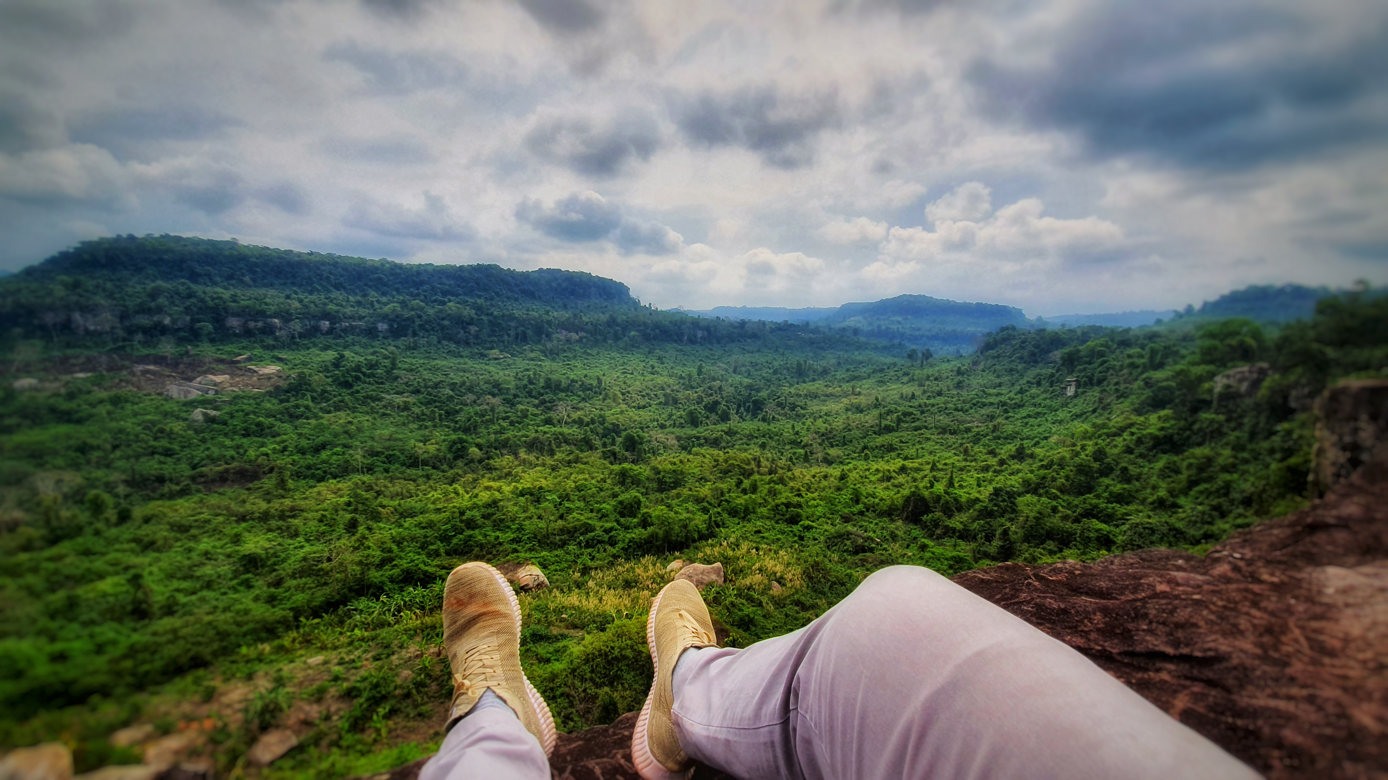 Take in the views of the landscape from the Kulen Mlountain