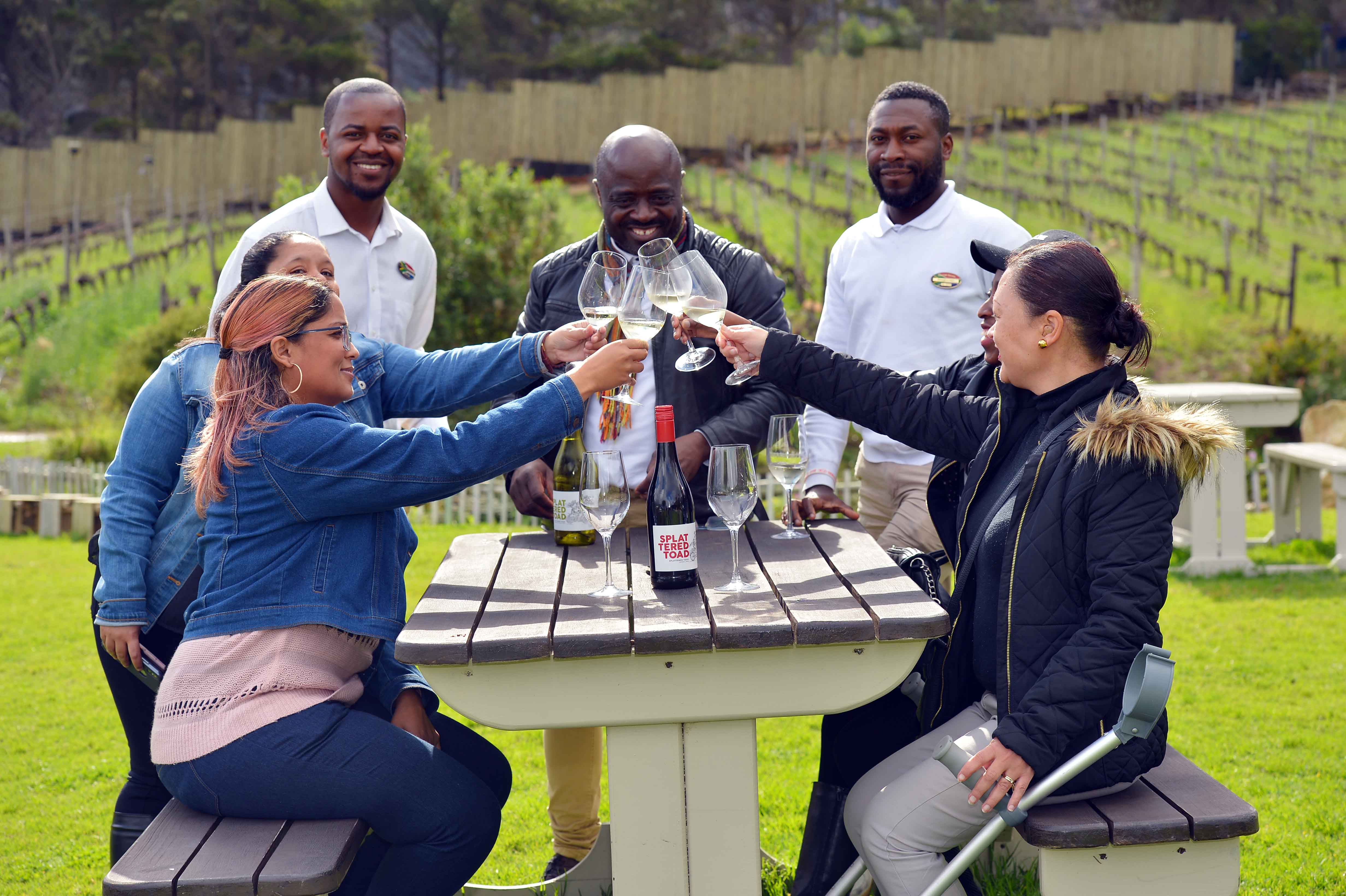 Full-Day Best of Cape Town Private Tour-Table Mountain & Constantia Wine Route