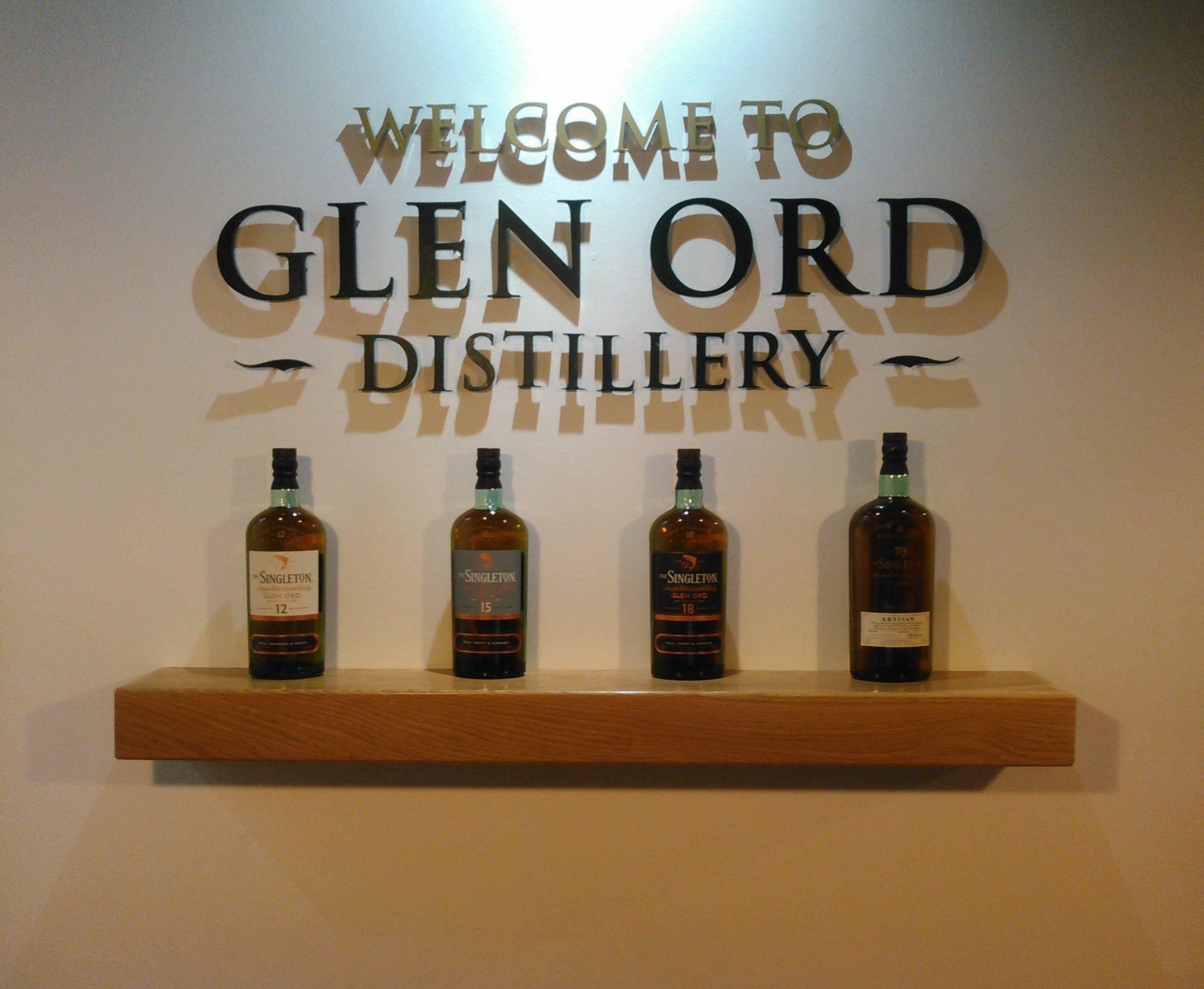 Invergordon Cruise Ship Private Whisky Excursion Special