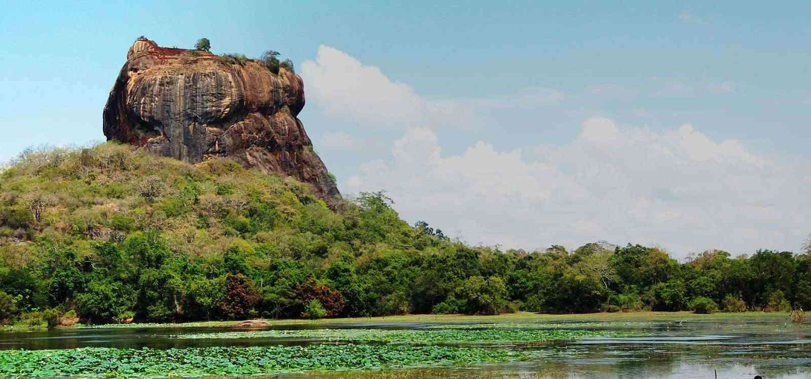 Explore Sigiriya Rock Fortress