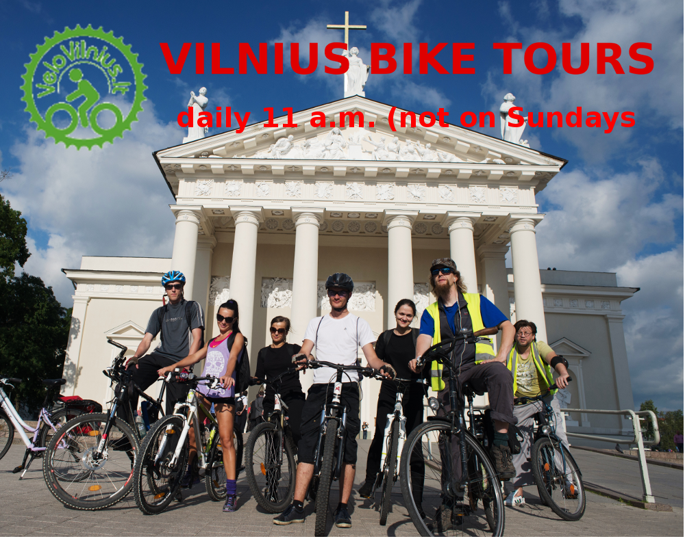 Sightsee the city by cycle