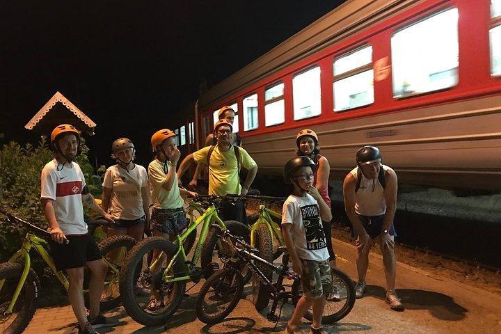 Enjoy the tour in Visaginas