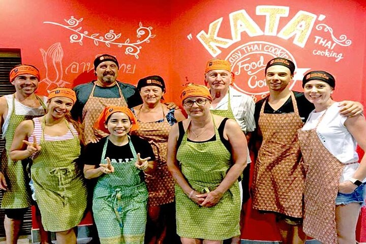 Thai Cooking Class by Kata Thai Cooking School in Phuket