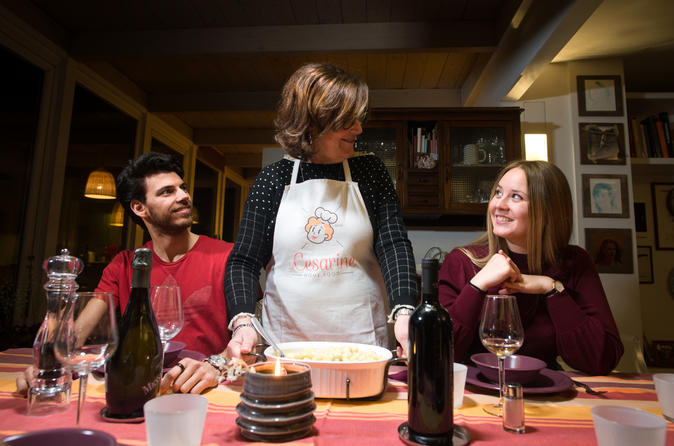 Hire your local home cook in Pisa