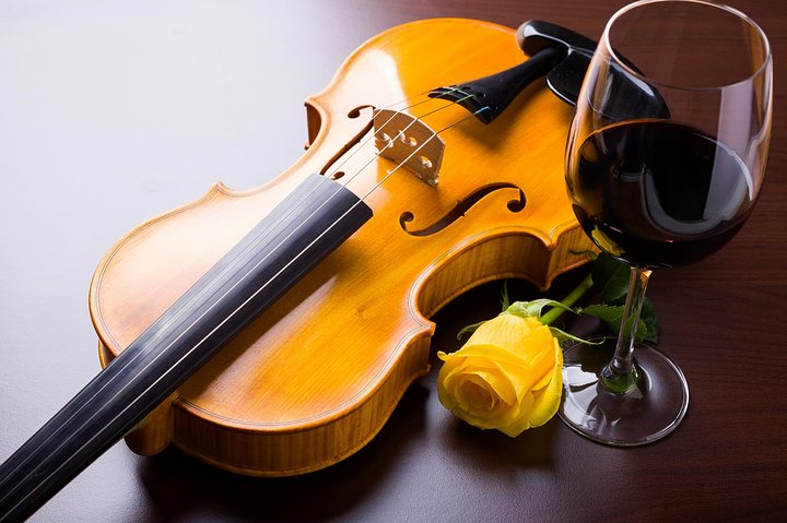 Musical aperitif. Concert and tasting of local products