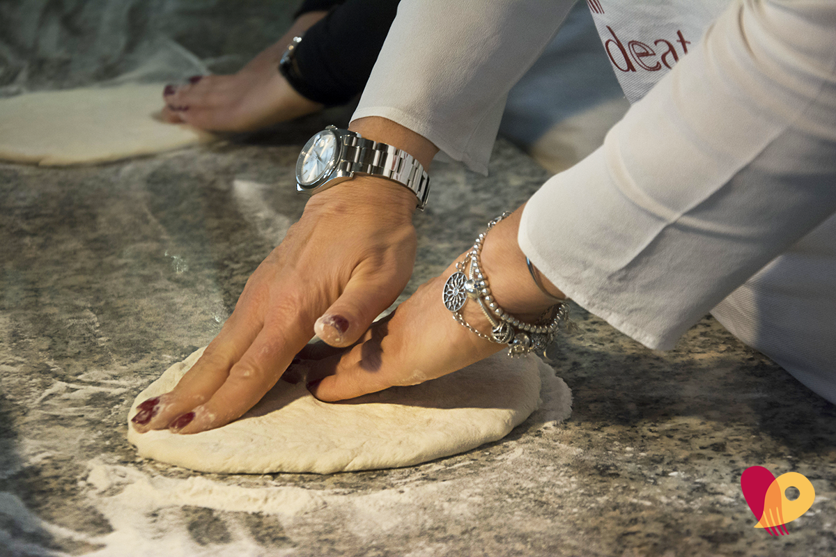 1 Hour Pizza Class in Rome