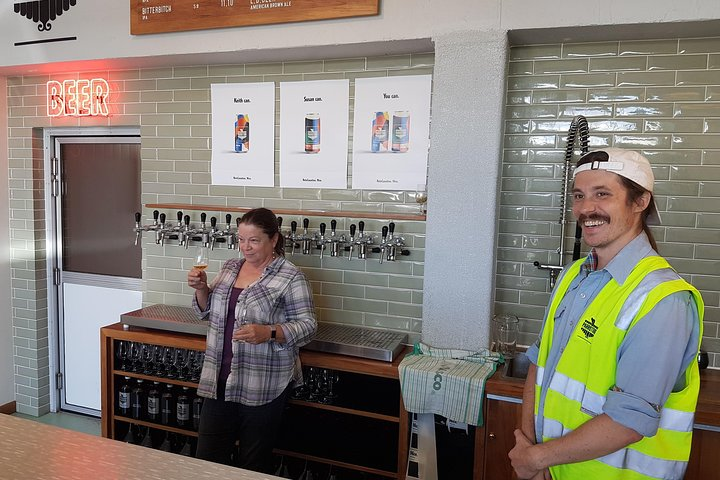 Private Wellington Craft Beer Full Day Tour