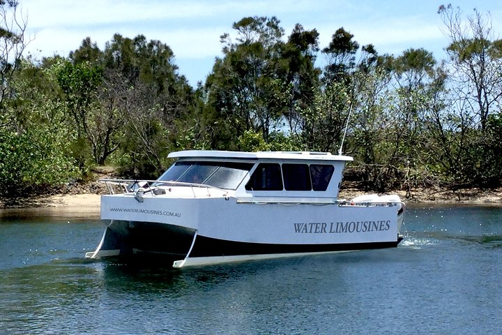 Water Limousines 2 Hour Sparking Wine Sunset Cruise Sydney Harbour
