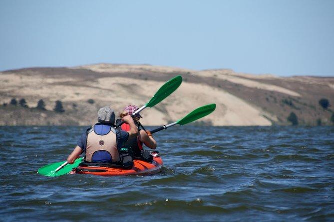 Buddy up for kayaking