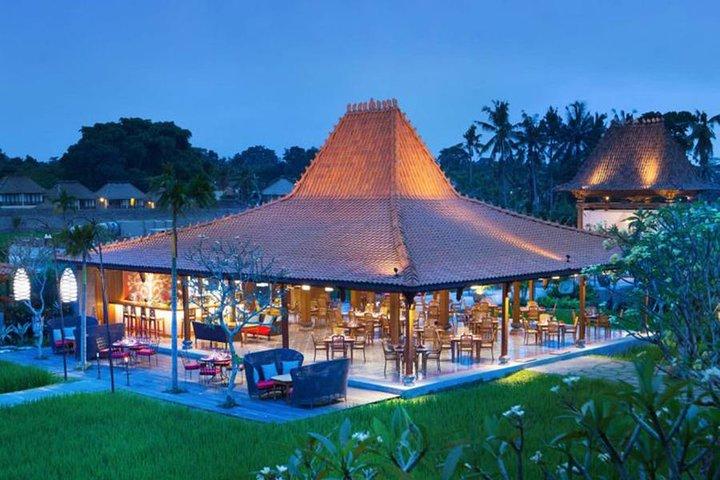 Manisan Restaurant at Alaya Resort Ubud Bali