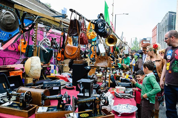 London Market full day private Tour