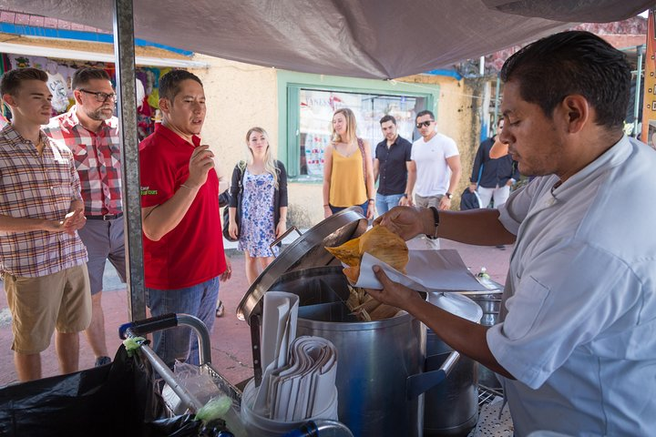 Cancun Street Food & Local Market Day Tour w transport - Textures of Mexico