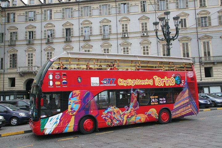 Turin City Hop-on Hop-off Tour