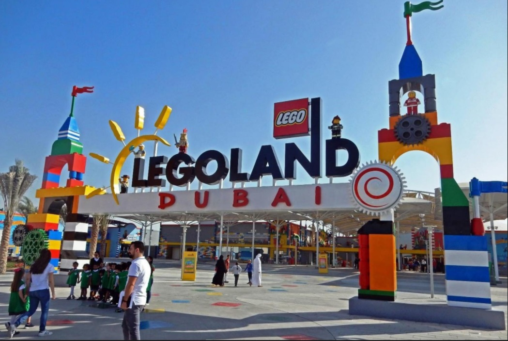 Welcome to Legoland Dubai