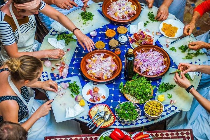 Try your hand at Moroccan cooking