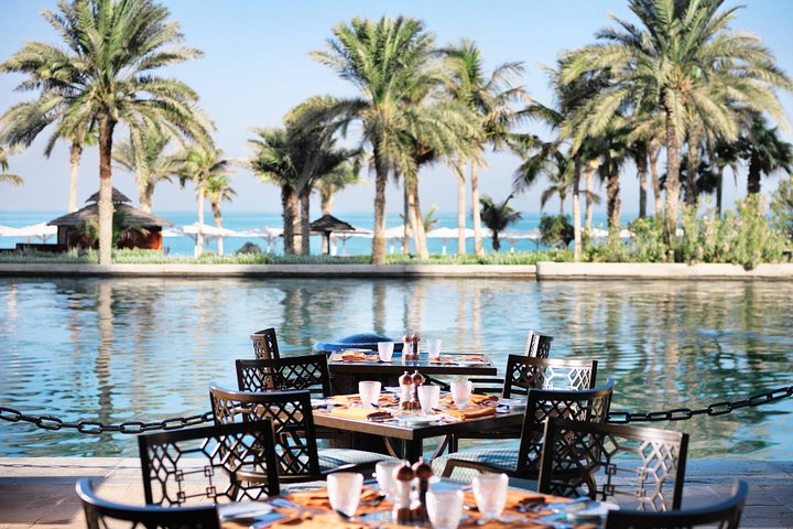 Dinner Buffet in Hanaaya Restaurant - Madinat Jumeirah Mina A' Salam