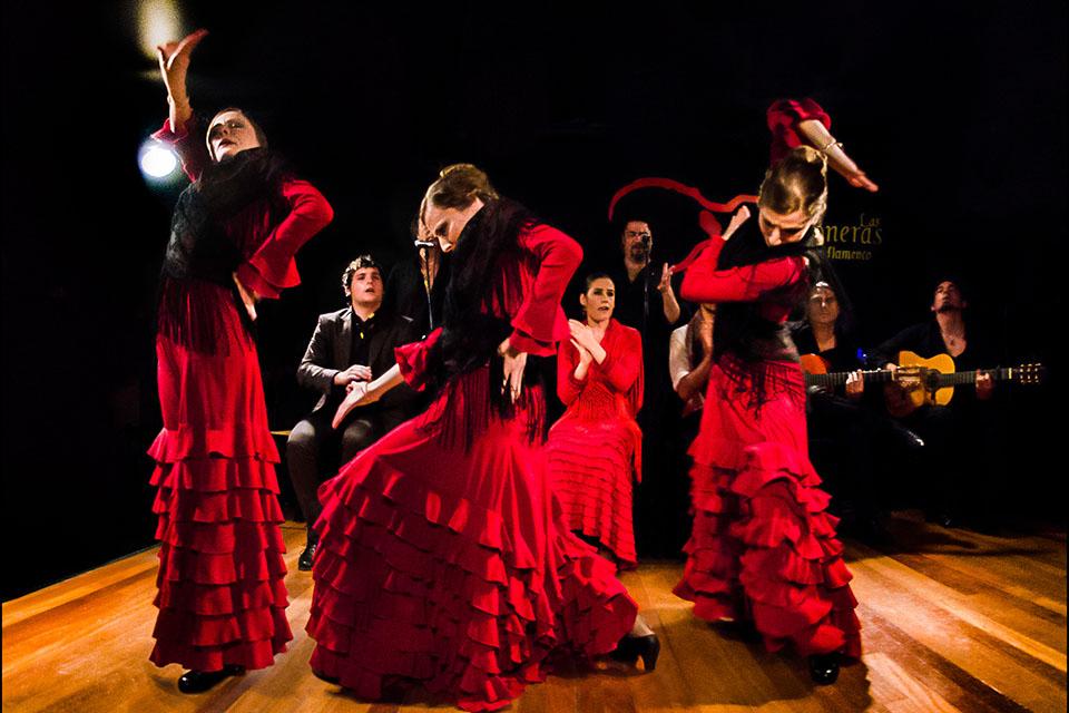 Tapas & Flamenco + Pub Crawl