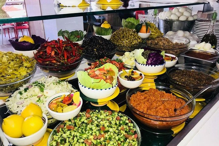 Tunis Night Food Tour