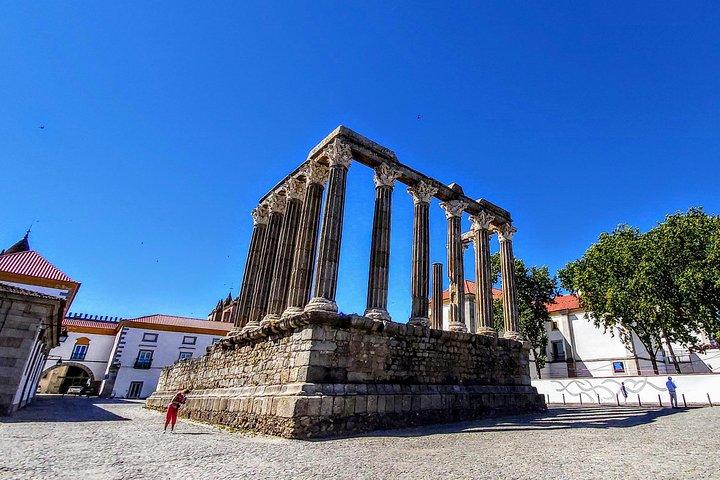 Evora The Medieval City & Alentejo Wine Region Private Deluxe Tour
