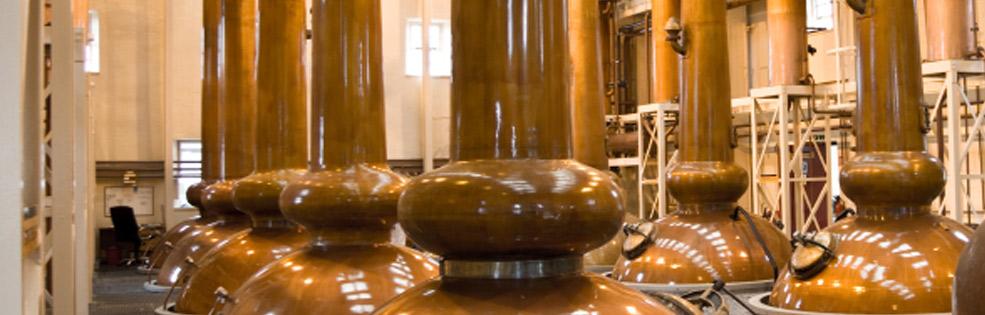 Chauffeur Driven Tullibardine & Glenturret Whisky Distillery Tour