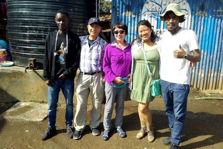 Afternoon Kibera Slum Tour
