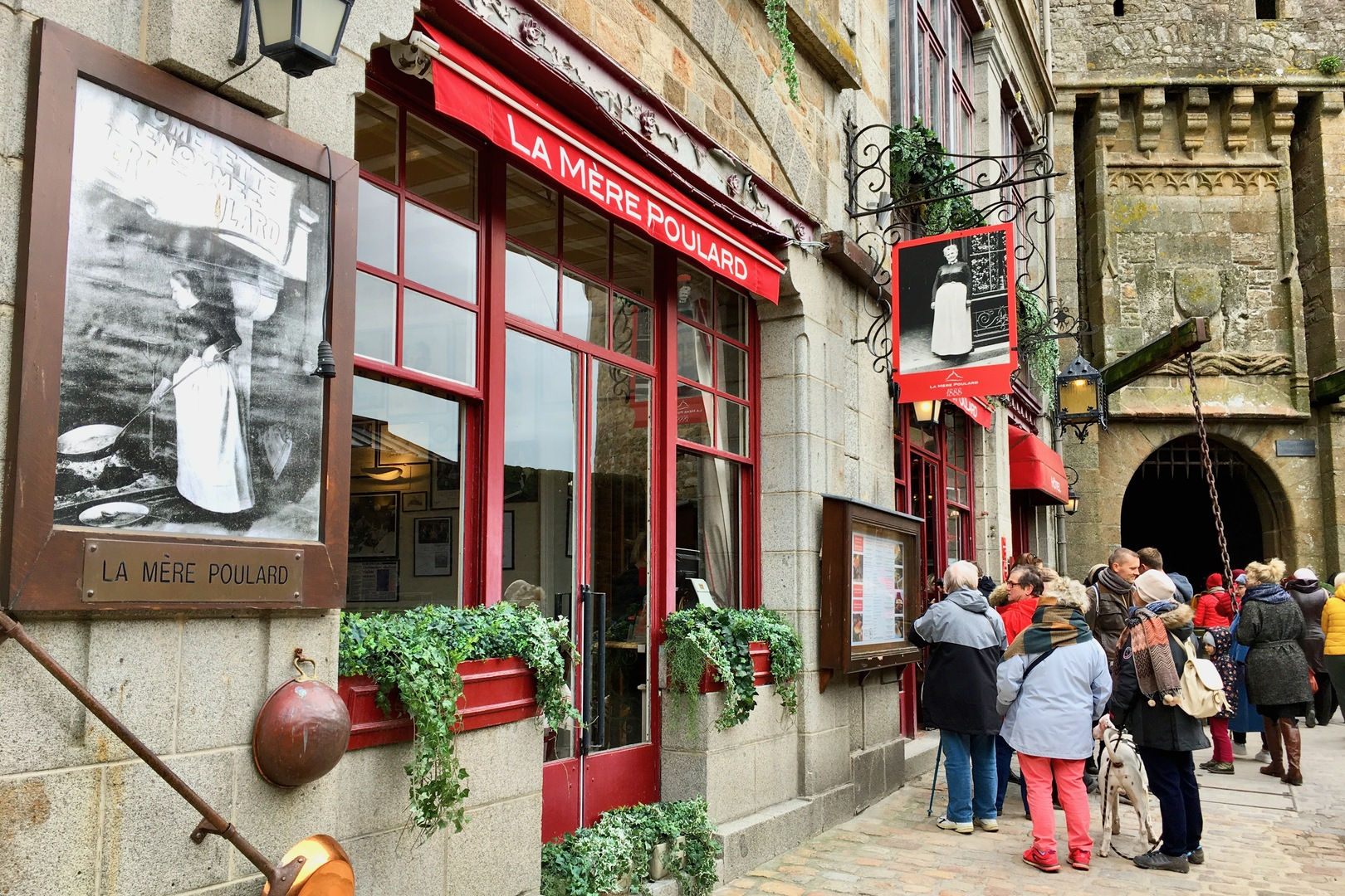 Paris: Mont Saint-Michel — Fougeres Day Trip by Minivan with Abbey Visit & Calvados/Cider Tasting