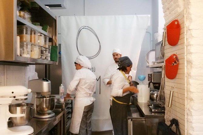 Semi-Private Authentic Tiramisu and Gelato cooking class near the Pantheon