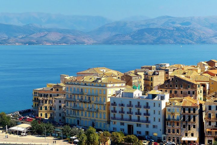 3-hours Small Group Tour - Corfu Town,Achilleion Palace and Olive Oil Tasting