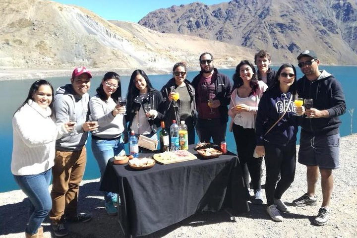 Full Day Trip to Cajón del Maipo & El Yeso Dam from Santiago - Picnic Included
