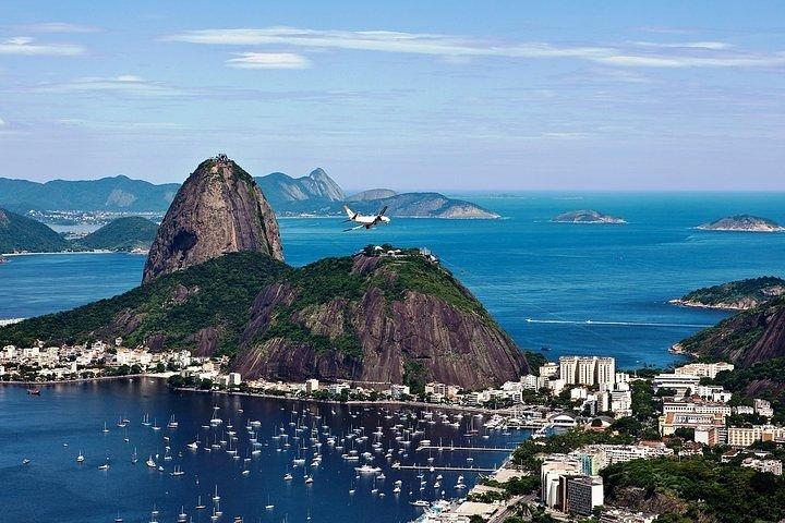 Sugarloaf Mountain of Rio de Janeiro