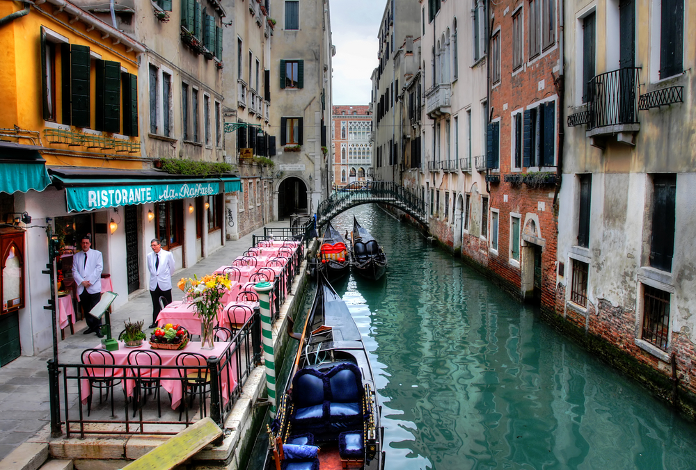 Venetian savors: food and wine in Venice