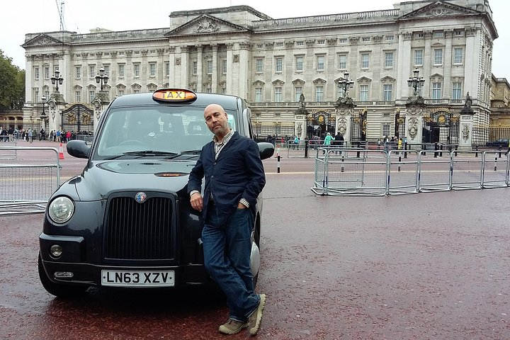 LONDON : private city tour in a black Cab - 1 day-trip from PARIS