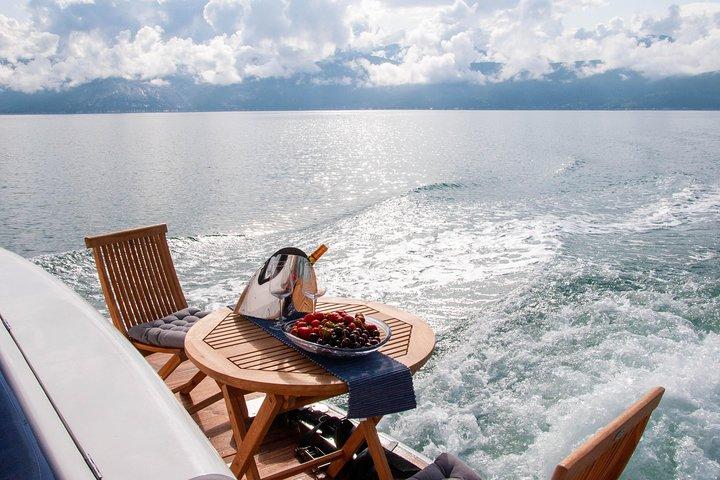 Lunch / Dinner-cruise Bergen - Cornelius, the best seafood restaurant in Bergen