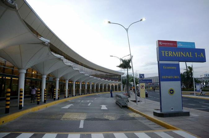 Arrive at Jomo Kenyatta International Airport
