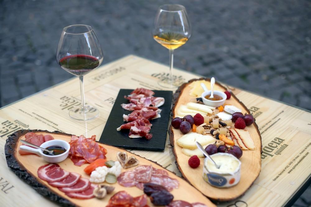 Romantic Port Wine and Tapas Tasting