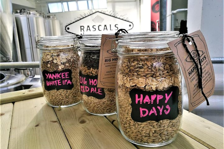 Rascals Brewery Tour
