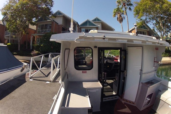 Water Limousines 1 or 2 Hour Sydney Icons & Highlights Cruises
