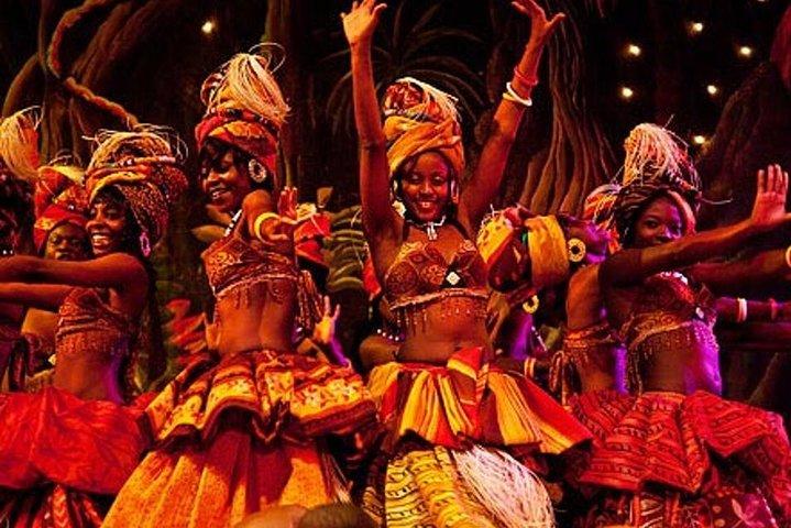 Enjoy local performances