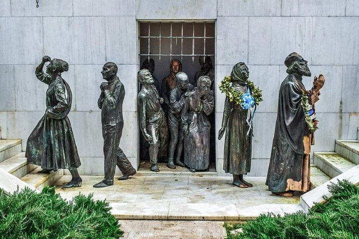 Eleftheria Liberty Monument