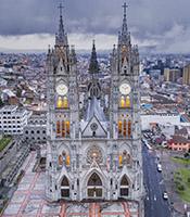 imagem da experiência Centro histórico de Quito