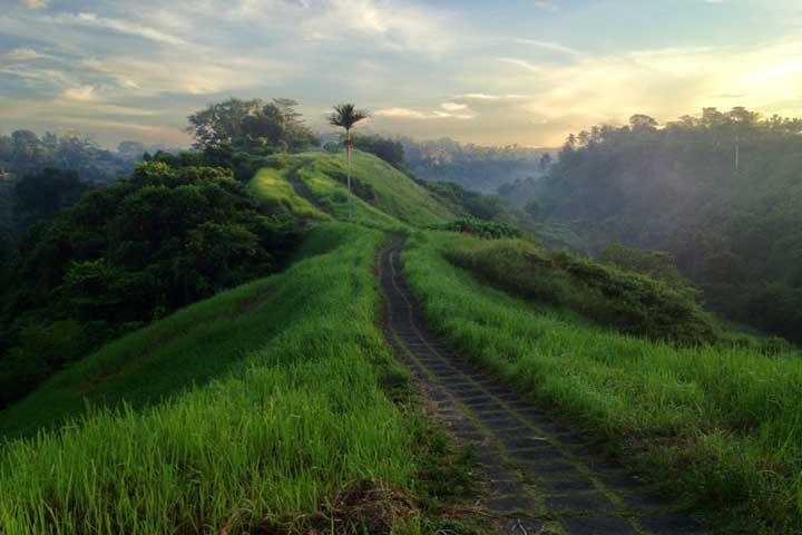 Get on a fantastic trail