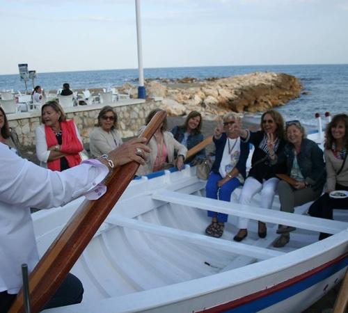 Sardines Skewers workshop in Málaga beach