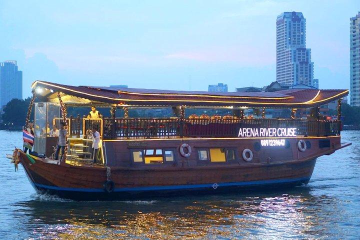 Indian Dinner Cruise at Bangkok by Arena River Cruise