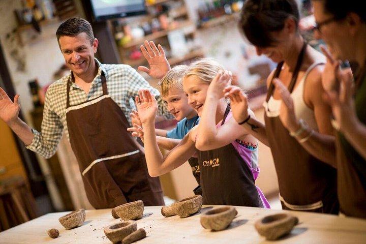 Chocolate & Pisco Workshop