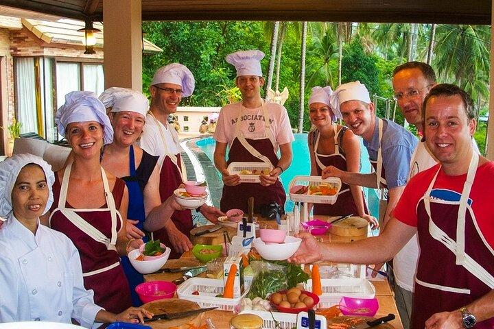 Chanita's Thai Cookery Class in Koh Samui