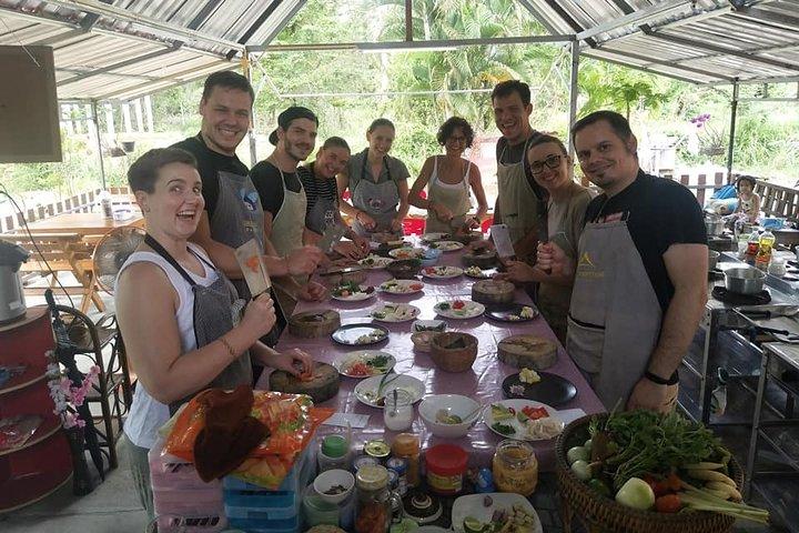 Evening Course Thai Cooking Class in Ao Nang, Krabi